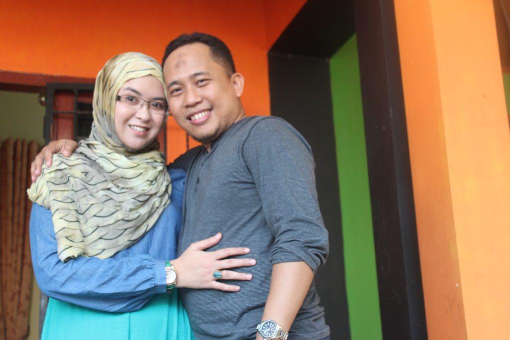Asri Tadda bersama Dewi Hastuty Sjarief